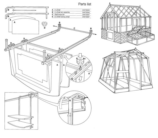 Diy  How To Assemble Drawings And Illustrations By Perry